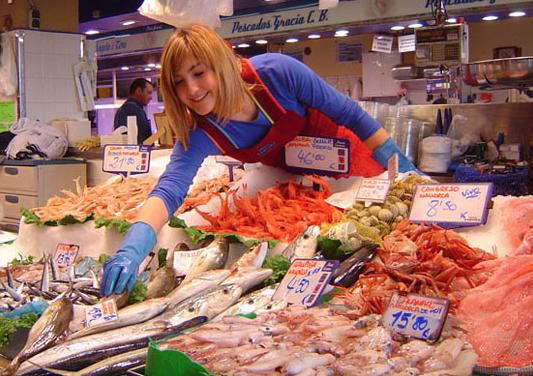 Pescados Carmen Servicios