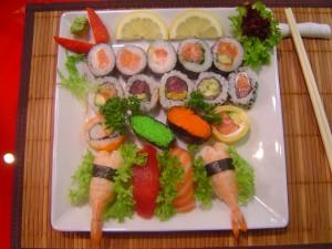 Sushi y Sushami, Pescados Carmen